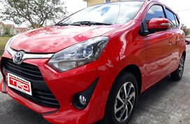 2019 Toyota Wigo Hatchback for sale in Lipa