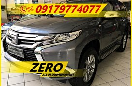2018 Mitsubishi Montero Sport for sale