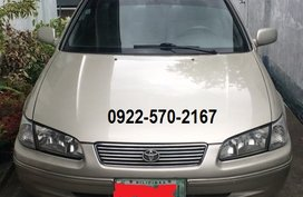 Selling 2nd Hand Toyota Camry 2002 Automatic at 116064 km
