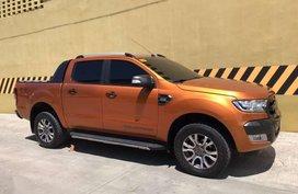 2016 Ford Ranger Wildtrak 4x4 for sale