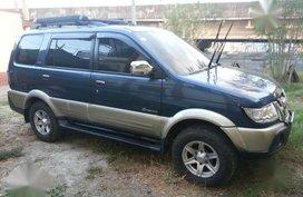 Isuzu Crosswind XUV manual diesel 2012 for sale