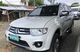 2011 Mitsubishi Montero Sport for sale