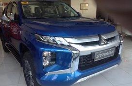 New 2019 Mitsubishi Strada Automatic for sale