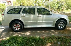 Selling 2nd Hand 2008 Isuzu Alterra Diesel Automatic