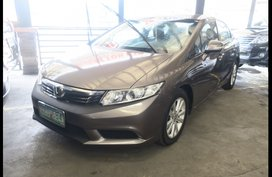 2013 Honda Civic 1.8 S AT for sale
