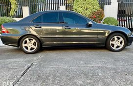 Mercedes Benz C200 2001 for sale