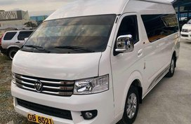 2017 Foton View Traveller for sale