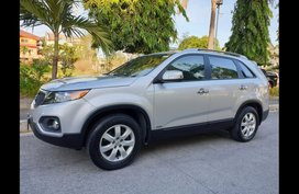 2010 Kia Sorento 2.4L AT Gasoline for sale
