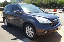 2007 Honda CRV 2.4  4X4 Gas Automatic