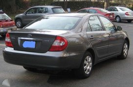 2004 Toyota Camry AT for sale