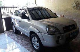 2007 Hyundai Tucson diesel for sale