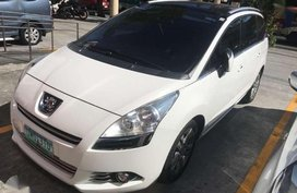 Peugeot 5008 2.0 2013 for sale