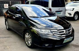 Honda City 2013 EL Top of the line for sale