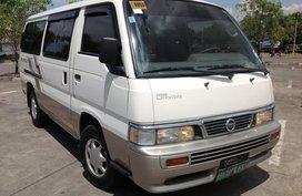 Nissan Urvan Escapade Van 2013 model Diesel