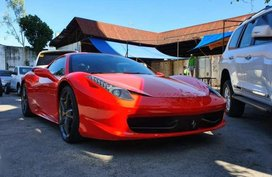 Ferrari 458 Italia 2014 for sale