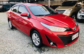 2nd Hand 2019 Toyota Vios at 9000 km for sale