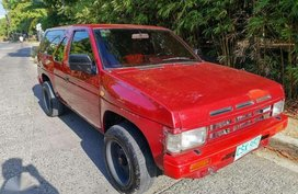 Like new Nissan Terrano 4x4 for sale