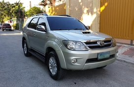 2005 Toyota Fortuner V Diesel Automatic for sale
