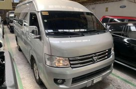 2016 Foton View Traveller for sale