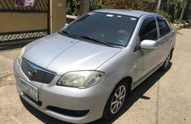 Toyota Vios 1.3E manual 2007 for sale