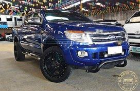 2014 Ford Ranger XLT 2.2 Diesel Automatic