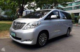 2011 Toyota Alphard for sale