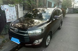 Toyota Innova E 2017 Model for sale