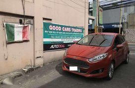 2014 Ford Fiesta S for sale
