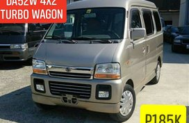 Selling Like New Beige Van Suzuki Multi-Cab in Cebu City