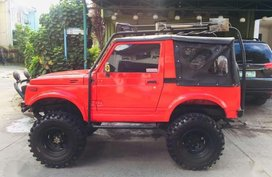 Like New Suzuki Samurai for sale