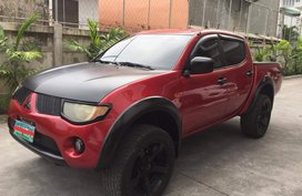 Mitsubishi Strada 4x4 Manual 2007 for sale