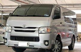 2015 Toyota Hiace Commuter MT Diesel for sale