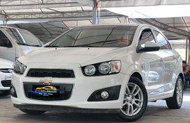2013 Chevrolet Sonic Ltz Sedan AT Gas