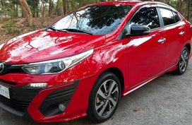 2019 Toyota Vios G Prime AT for sale