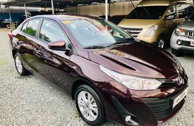 2019 TOYOTA VIOS E AUTOMATIC NEW LOOK FOR SALE