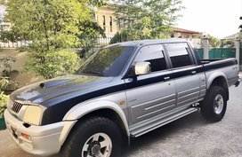 2001 Mitsubishi Strada for sale