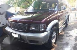 2002 Isuzu Trooper for sale