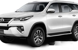 Toyota Fortuner V 2019 for sale