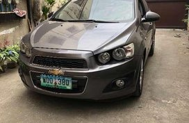 Chevrolet Sonic LTZ 2014 for sale