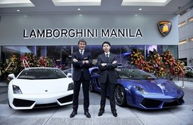 Lamborghini price in the Philippines - April 2019