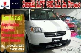 Suzuki APV 2019 new for sale