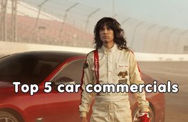 Here are the 5 best car commercials in recent years