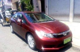 Honda Civic 1.8S 2013 for sale