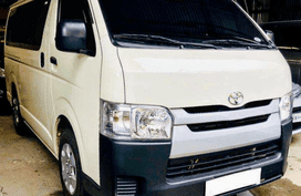 Toyota Hiace Commuter 2017 Manual for sale