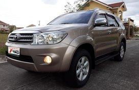 2011 Toyota Fortuner AT D4D Diesel for sale