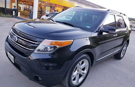 FORD EXPLORER LIMITED ECOBOOST 4X2 AUTOMATIC 2016