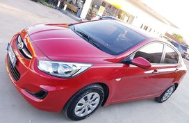 HYUNDAI ACCENT SEDAN MANUAL 2017 for sale