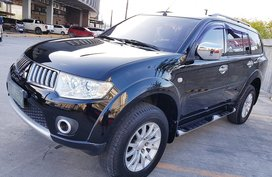 MITSUBISHI MONTERO GLX-V MANUAL 2012 for sale