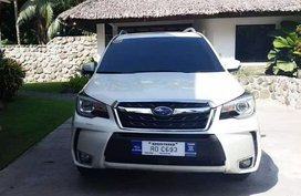 Subaru Forester xt 2018 for sale