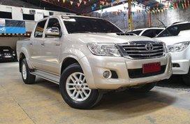 2013 TOYOTA Hilux 2.5 4x2 G Diesel MT